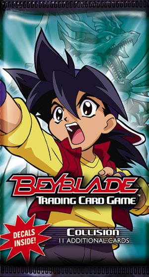 Beyblade - booster
